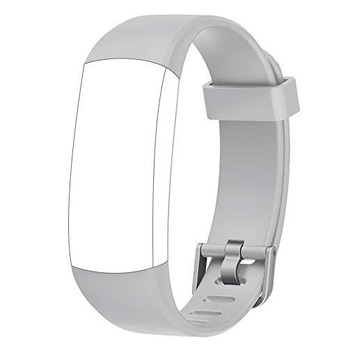 YAMAY Ersatz Armband für das SW336 Fitness Tracker (Grau)