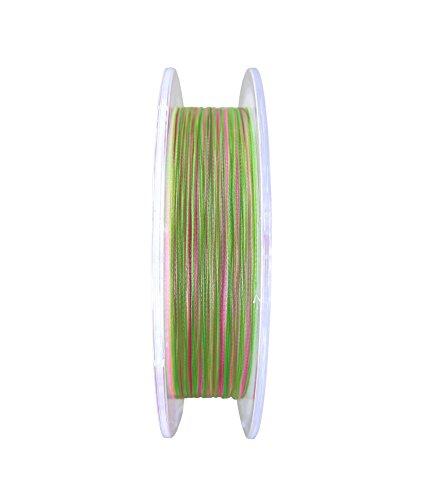 サンライン(SUNLINE)PEラインソルティメイトPEエギULTHS4180m0.6号4.5kg4本ホワイト・ピンク・ライトグリーン