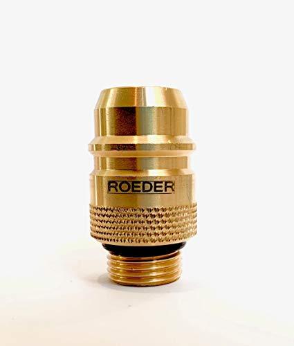 ROEDER-Gas Euronozzle Tank Adapter M22, LPG GPL 64mm, W21,8