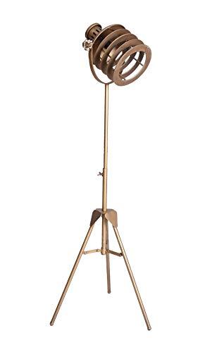 Standleuchte Industriedesign Fotolampe Stativ Leuchte Retro Stehlampe gmf007 Palazzo Exklusiv