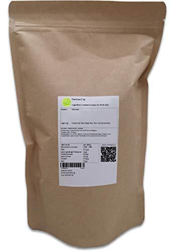 1 kg Vorteilsdose Dextrose Traubenzucker Dextrosepulver Pulver Glucose-Pulver