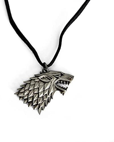 Collar Juego de Tronos Collar Logo Fuerte