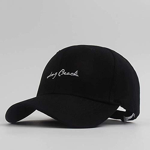 Sombrero Masculino Verano Estilo Coreano Hipster Sol Pato Lengua Salvaje sombrilla Moda Damas Verano Protector Solar Gorra de béisbol