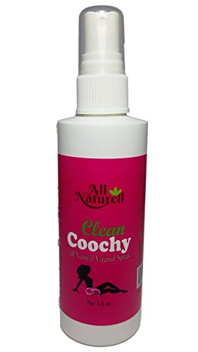 All Natural On The Go Feminine Spray review