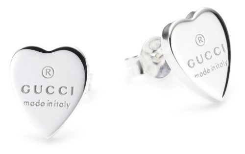 Gucci - Pendientes de plata