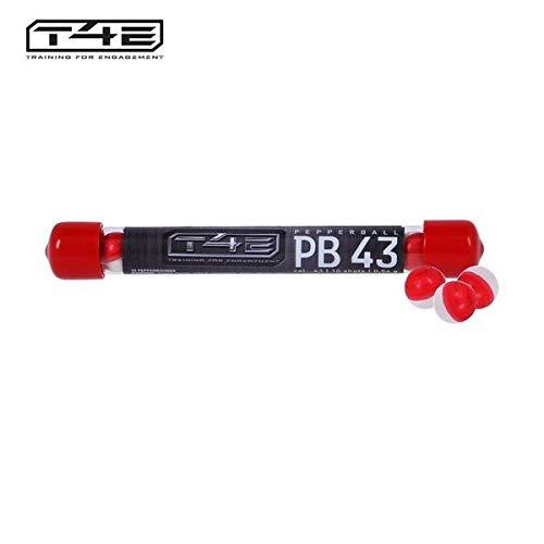 Umarex T4E PB43 Pepperballs Pfeffergeschosse Cal.43