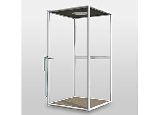 Zucchetti Kos Wazebo cabina de ducha outdoor 9WA1BI
