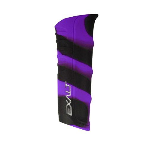Exalt Paintball Shocker RSX Grip Skin - Regulator Cover - Purple Swirl