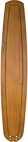 Fanimation B6800CY Carved Wood Blades Max 58% OFF Cherry 36-Inch Soldering