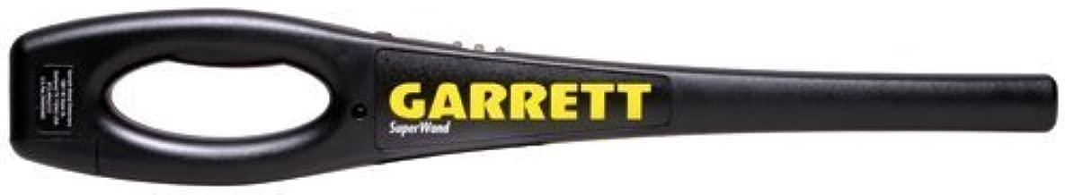 Garrett Super Wand HandHeld 360° PinPoint Metal Detector