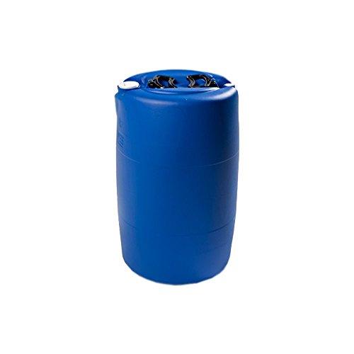 OIPPS 60 Liter blau Kunststoff Tighthead Drum, Fass. Lebensmittel-Grade. UN-zertifiziert