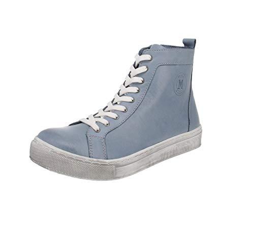 Maca Kitzbühel 2818 - Damen Schuhe Freizeitschuhe - Jeans, Größe:38 EU