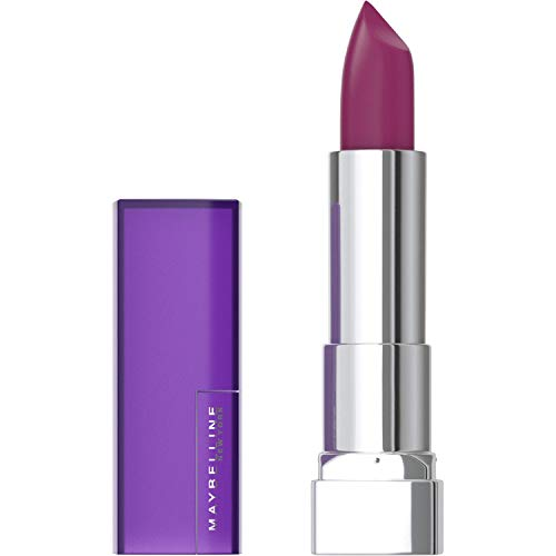 Maybelline New York Color Sensational The Loaded Bolds Lipstick, Berry Bossy, 0.15 Ounce, 1 Count