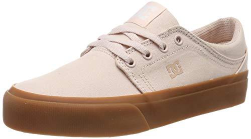 DC Shoes (DCSHI) Trase TX-Low-Top Shoes for Women, Zapatillas para Mujer, Peach Parfait, 38 EU