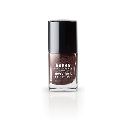 BAEHR BEAUTY CONCEPT - NAILS Nagellack sand brombeer 11 ml