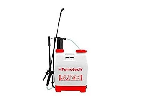 Ferrotech 6234925161 Mochila pulverizador con Lanza 16 LTS, Multicolor