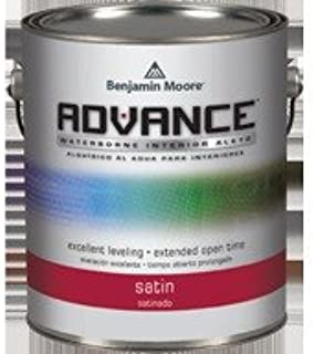 ADVANCE Waterborne Interior Alkyd Paint - Satin Finish(792)