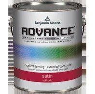 ADVANCE Waterborne Interior Alkyd Paint - Satin Finish(792)