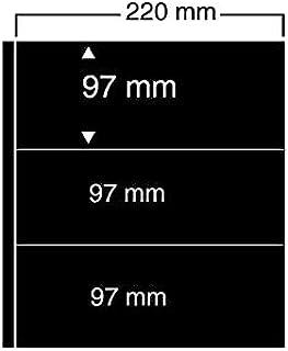"""/""""Banknoten/"""" Motiv 5x Bankordner 140x250mm für Kontoauszüge"""