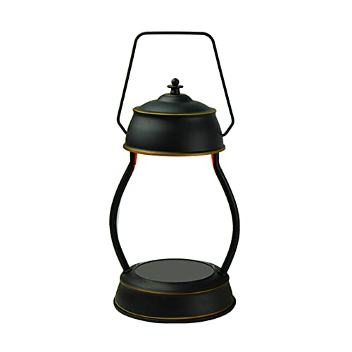 SXFYWYM Vela Lámpara De Cera Aromaterapia Cera Lámpara De Vela Quemador Cera Derretida Fragancia Vela Luz De Noche Aroma Lámpara De Mesa Decorativa para Oficina, Dormitorio, Sala De Estar