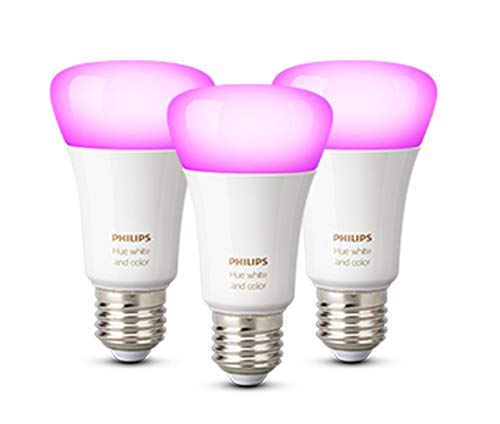 Philips Lighting Hue White and Color Ambiance Lampadine LED...