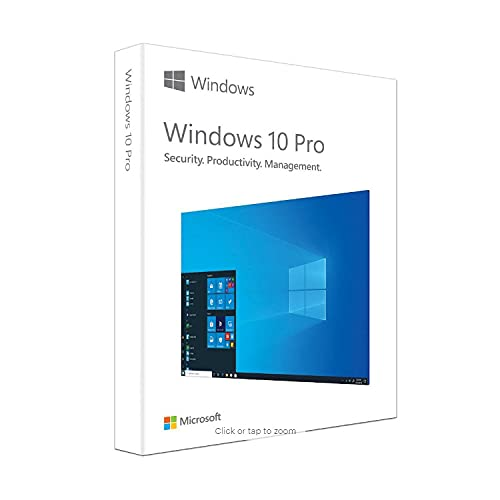 Windows 10 Professional 32-bit/64-bit English International [import anglais]