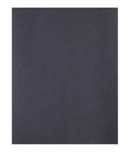 Nass-Schleifpapier für Speckstein, Körnung 240, 1 Bogen 23 x 28 cm, hochwertiges Latex-Papier zum Fein-, Feinstschliff und Polieren