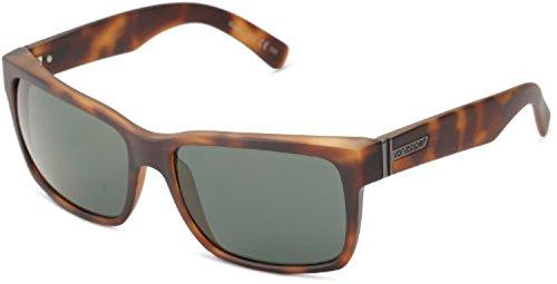Von Zipper Elmore Sunglasses Tortoise Satin & Carekit Bundle