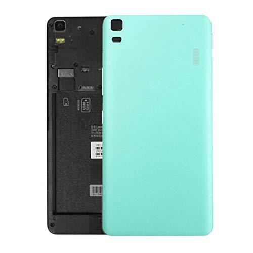 ZSHW -for Lenovo K3 Note / K50-T5 / A7000 Turbo Battery Back Cover(Black) DIY (Color : Green)