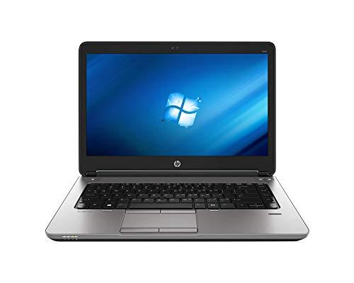 HP PROBOOK 640 G1 14' LAPTOP INTEL CORE i5-4200M 4th GEN 2.5GHZ WEBCAM 8GB RAM 500GB HDD WINDOWS 10 PRO (Renewed)