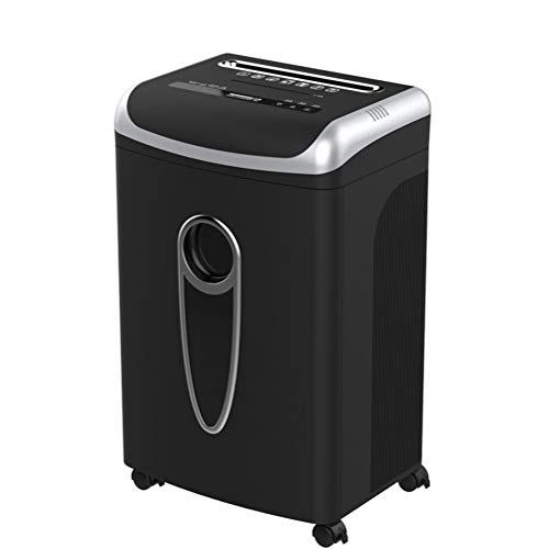Great Features Of DDSS Shredder Double Inlet Touch Protection, Office File Shredder, Shredded Staple...