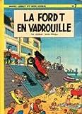 La ford T en vadrouille. Marc Lebut et son voisin n°7