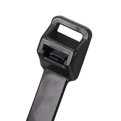 Panduit CV160L PRT2EH-C0 Kabelbinder 229 mm 12.70 mm Schwarz Lösbar, mit Hebelverschluss, UV-stabilisiert, Witterungsst