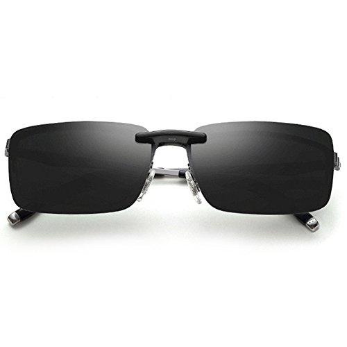 iKulilky - Gafas de ciclismo Hombre, Talla única, Hombre, color gris oscuro, tamaño Talla única
