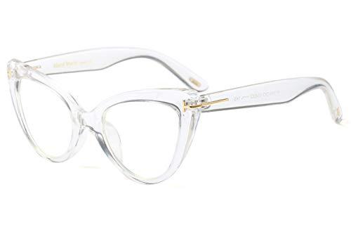 BOZEVON Gafas De Sol De Moda Para Mujer, Gafas De Bloqueo Ultraligeras...
