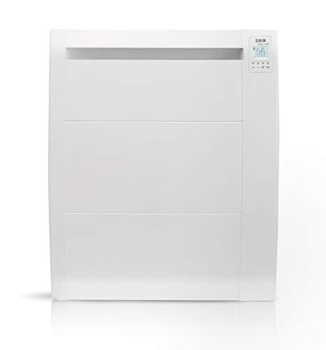 HJM Emisor térmico cerámico bajo Consumo IDRA1000 WiFi | programable | 1000W, 1000 W, Aluminio, Multicolor
