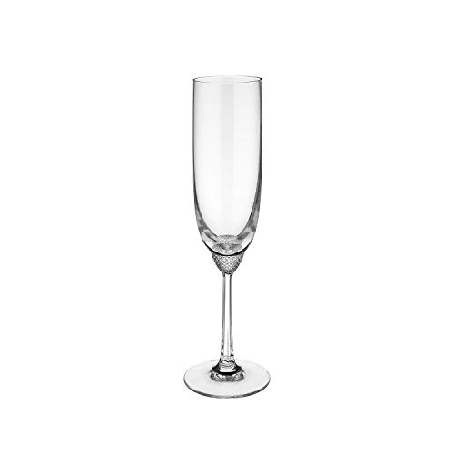 Villeroy & Boch Octavie Copa de cava, 160 ml, Cristal, Transparente