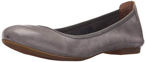 BORN Julianne Grey Full Grain Leather 6 M (B)