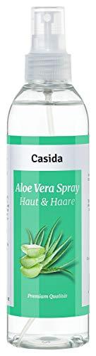 Aloe Vera Spray Haut & Haare - Intensives Feuchtigkeitsspray mit Aloe Vera - aus der Apotheke - 200 ml