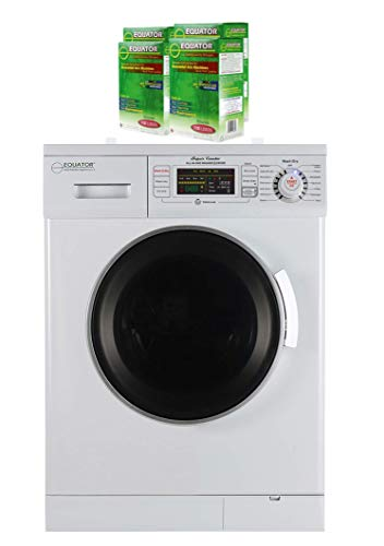 Equator Combo Washer Dryer with HE Detergent