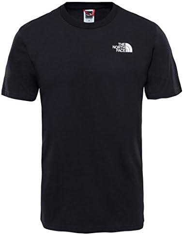 The North Face S/S Simple Dome H Camiseta de Manga Corta, Hombre