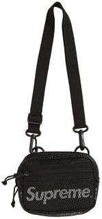 Supreme/シュプリーム Small Shoulder Bag/スモール ショルダーバッグ Black/ブラック 黒 2020SS 国内正規品