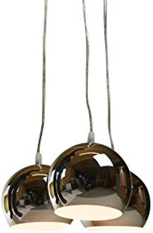 HNGELEUCHTE TRIAS chrom   verfügbar in Chrom, Kupfer, Schwarz, Bunt