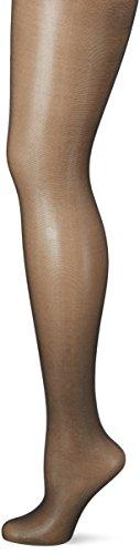 Fiore Damen Feinstrumpfhose Corazon/Obsession Strumpfhose, 20 DEN, Schwarz (Black 001), Large (Herstellergröße:4)