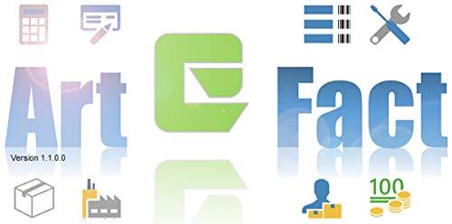 Art-e-Fact 2019: logiciel de devis et factures - abonnement 1 an