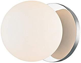 Hudson Valley Lighting 9081-PC Baird 1 Light Bath Bracket, Polished Chrome