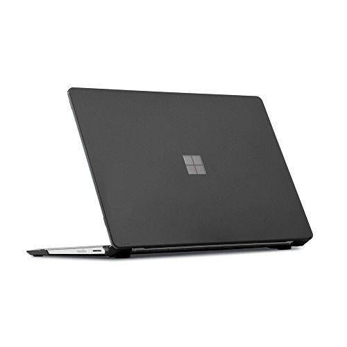 mCover MS-SFL3-15 Hartschalen-Schutzhülle für Microsoft Surface Laptop 3 Computer 2019 (veröffentlicht nach Oktober 2019) Schwarz