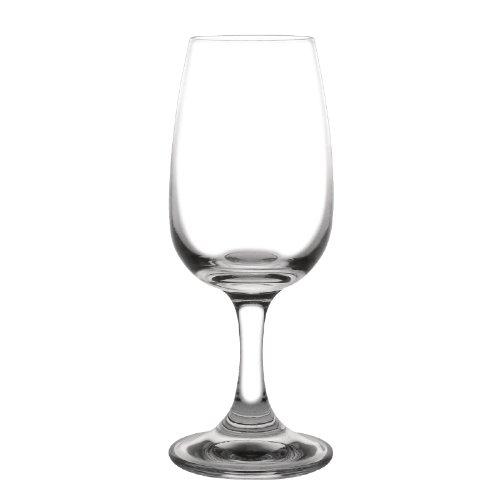 Olympia Lot de 6 verres à verre en cristal 120 ml/140 x 55 mm