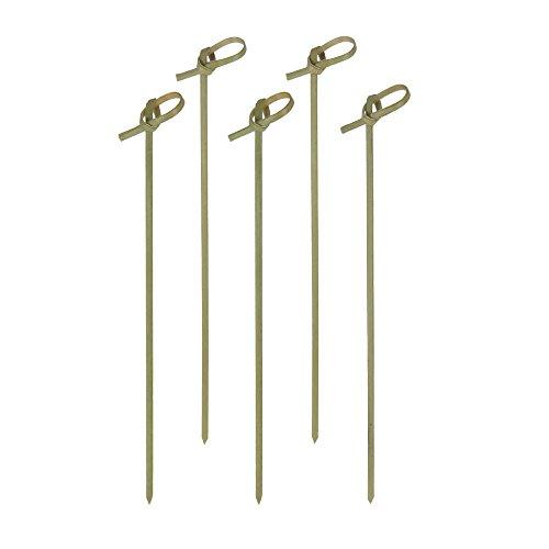 Metaltex 257837Fingerfood Pinchos bambú 100Piezas 15cm, Multicolor