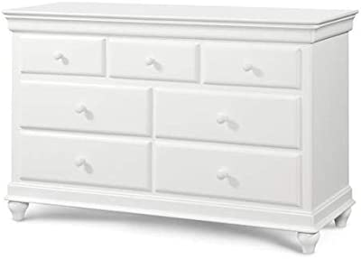 Amazon.com: sauder Harbor View Dresser Antiqued, color ...